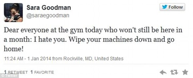 """Letter to the """"Resolution"""" Gym Crowd"""