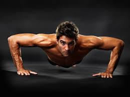 Body weight training for results