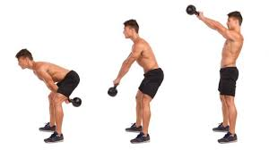 Power of the kettlebell swing-another glute and leg killer