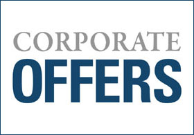 Corporate Discounts and other incentives/offers-plus a way to win 1 month of FREE training!